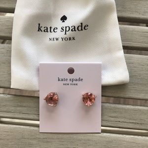 Kate Spade Light Peach Earrings